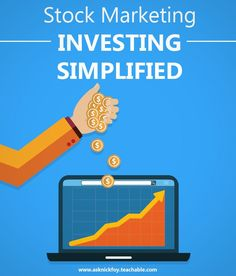 Want to learn how to invest in stocks and master strategies that help you invest your money the smart way? Then check out my super simple course for beginners called Stock Market Investing Simplified. Don't have time today? Hit save to visit later! #StockMarketforBeginners