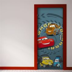 News 2014! #DoorsCover Cars - decorazioni per porte #Disney