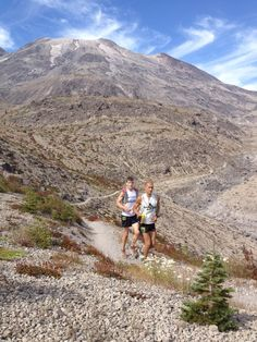 Early Sept - This rugged, remote and challenging 50K+ course is run entirely on single-track trails, circumnavigating Mt St Helens, an active volcano in SW Washington.