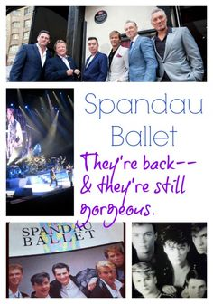Get Ready To Scream Like Your 14 Year Old Self: Spandau Ballet Is Back