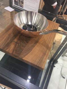Induction wooden surface Wok, Surface, London, Kitchen, Cooking, Woks, Kitchens, Cuisine, Cucina