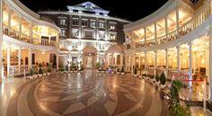 泊ってみたいホテル・HOTEL|ロシア>ウラジオストク>ウラジオストクの北郊外にあるバロック様式のホテル>ヴィラ アルテ ホテル(Villa Arte Hotel)