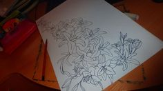 These lily will be once Tatto
