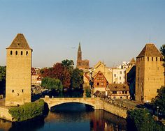 Strasbourg, France - one of my favorite places in France! The Horloge Astronomique is a must see.