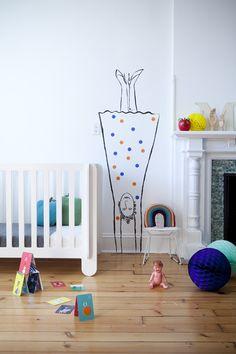 * irideeën *: Happy kids rooms