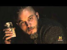 Vikings  - Ragnar Shuts up his son