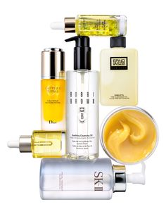 Have you been wary of trying facial oils? Here's how to use them the right way: 1. To boost radiance: L'Oréal Paris Age Perfect Glow Renewal Facial Oil, a.k.a. Doutzen's go-to ($25, walgreens.com) 2. To get a glow: Dior Capture Totale Oil Sérum ($145, nordstrom.com) 3. To calm redness: Bobbi Brown Soothing Cleansing Oil ($42, bergdorfgoodman.com) 4. To prep and protect: Erno Laszlo Phelityl Pre-Cleansing Oil ($45, dermstore.com) 5. To smooth lines: Clarins Santal Face Treatment Oil ($50…