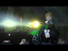 All Four Jurassic Films in One Action-Packed Video Game, LEGO Jurassic World! - Geek Ireland