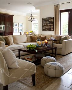 Living Room Designs Traditional white and off white traditional living room | for the home