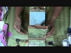 ▶ Vertical Paperbag Mini Album - YouTube