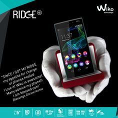 Are you feeling lucky with your Wiko Ridge 4G?