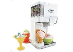 Win a Cuisinart Soft Serve Ice Cream Maker!