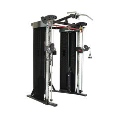Inspire Fitness Functional Trainer/Smith Station * Figure out even more about the excellent product at the picture link. (This is an affiliate link). Preacher Curls, Olympic Weights, Smith Machine, Leg Curl, Pull Up Bar, Leg Press, Functional Training, Ceiling Height, Fitness Gear