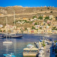 Symi island,  in the Dodecanese islands.  .  .  #the_daily_traveller #greecestyle_ #expression_greece #super_greece_channel #stunning_greece #kings_greece #loves_greece #travel_Greece #greece...