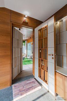 Tree Interior, Modern Interior, Interior Design, Interior Detailing, Home Entrance Decor, House Entrance, Entrance Foyer, Apartment Projects, Apartment Design