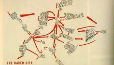 Guy Debord / Situationists – Psychogeography Maps - Αναζήτηση Google