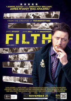 Cine Resumido: Filth (2013)