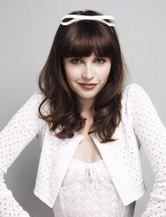 Felicity Jones #hair