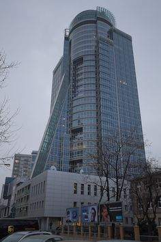 TP S.A. Tower, Twarda street, Warsaw