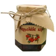 ΧΕΙΡΟΠΟΙΗΤΗ ΜΑΡΜΕΛΑΔΑ ΚΕΡΑΣΙ Marmalade, Fruit, Coffee, Handmade, Traditional, Food, Kaffee, Hand Made, The Fruit