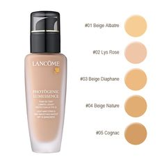 A must-have! Lancome's Photogenic Luminesse