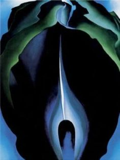 Jack in the Pulpit, No. IV, Georgia O'Keeffe