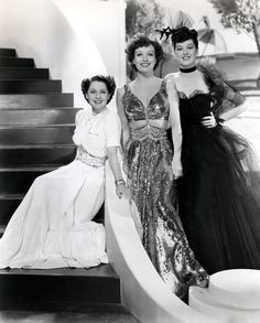 The Women, 1939. Directed by George Cukor. Starring Norma Shearer, Joan Crawford and Rosalind Russell