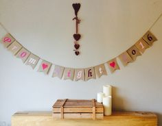 A personal favourite from my Etsy shop https://www.etsy.com/uk/listing/293369001/prom-night-bunting-banner-vintage