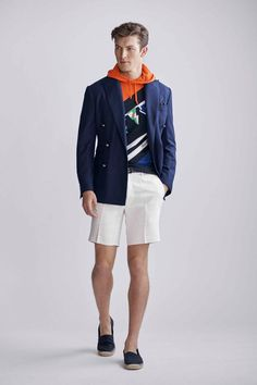 e79cbc71231bf4 Male Fashion Trends  Ralph Lauren Purple Label Spring-Summer 2019  Collection Printemps Été,