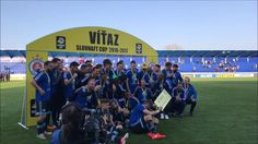 Slovakia Cup: MFK Skalica - Slovan Bratislava [Celebration]. 2017-05-01