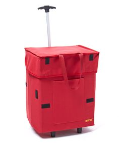 This Red Bigger Smart Cart by Smart Cart is perfect! #zulilyfinds