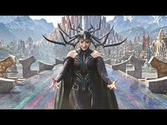 Final Batlte FULL Scene I Thor Loki Hulk vs Hela - Thor Ragnarok Fight S...