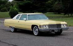 1974 Cadillac Coupe Deville ★。☆。JpM ENTERTAINMENT ☆。★。