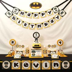 Exactly what I need for the Batman party!