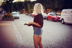 Denim Shorts Archives - Repeat Offender