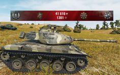 WoT M41 Walker Bulldog | 8.000+ spot DMG - Prokhorovka