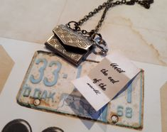 Fandom Love Letter Necklaces with mini ring attached!