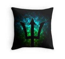 Trident / Poseidon / Percy Jackson Throw Pillow