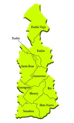 Barrios of Guaynabo, Puerto Rico