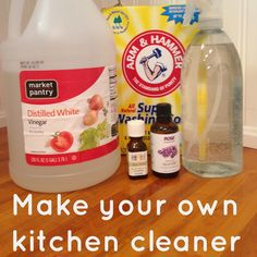 Easy, kid and earth-friendly cleaners. Frugal living. Home. Family.