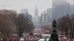 Philadelphians call for equality at Women's March [photos] - newsworks.org