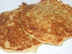 Tortitas de coliflor y requesón (ricotta) - recetasabc