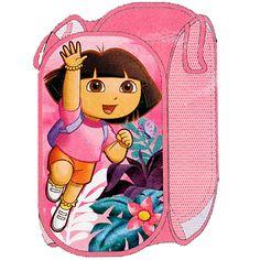 Dora the Explorer Hamper Storage Bin [Leaping]