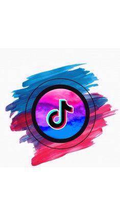 Tik Tok logo | Tik Tok in 2019 | Tik tok, Tic tok ...