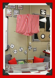 Ahoy there, matey! We are delighted to give you a peek into our colleague, Jessica Wheeler's Pirate Themed classroom today. Jessica tea...