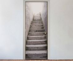 Stairs Door Cover » Review