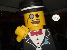 Lego Costume - Money Man | Flickr - Photo Sharing!