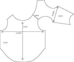 Free dog clothes: shirts, coats, pants, vests, dresses, etc - patterns instructions