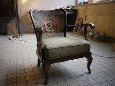 Vintage Antique Art Deco Lounge Chair 1940 ' S 50 ' S Central Europe Bent Wood photo Antique Art, Vintage Antiques, Lounge, Bent Wood, Photo On Wood, Central Europe, Accent Chairs, House Design, 1940s