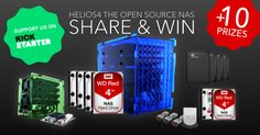 Great project on Kickstarter, I think you guys should take a look at it  : http://goo.gl/oBtSsG   They're running a Lucky Draw for few days!! To participate just click on the pic.